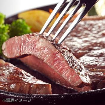 <米沢牛卸 肉の上杉>米沢牛サーロインステーキ(A5ランク)2枚