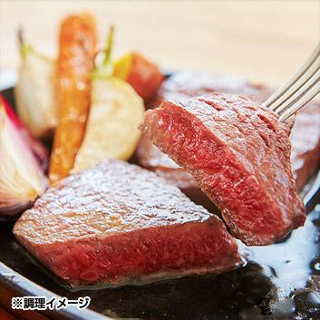 「米澤佐藤畜産」米沢牛 ももステーキ用