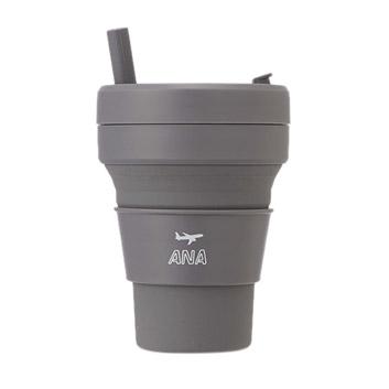 <ANAオリジナル>stojo for ANA  BIGGIE (CARBON/470ml)