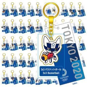 全競技49種コンプリートセット(東京2020オリンピックマスコット)