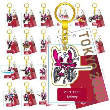 全競技23種コンプリートセット(東京2020パラリンピックマスコット)