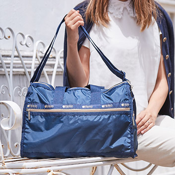 <ANAオリジナル>レスポートサック for ANA DELUXE MED WEEKENDER (Night sky)