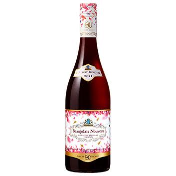 <アルベール・ビショー>ボジョレー・ヌーヴォー【2021】(赤ワイン)