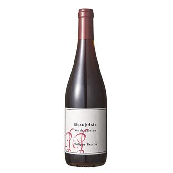 <フィリップ・パカレ>ボジョレー・ヴァン・ド・プリムール【2021】(赤ワイン)