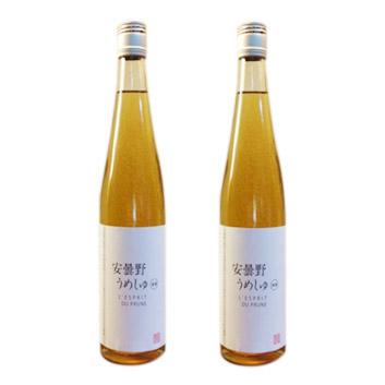 <福源>安曇野 梅酒 x 2本セット