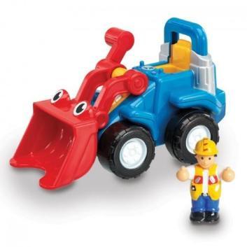 <WOW Toys>ミニブルドーザーのルーク