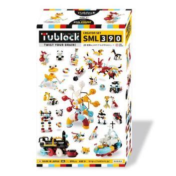 <Tublock(チューブロック)><br>クリエーターセットSML390