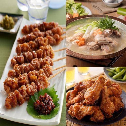 <博多華味鳥>お土産鶏三昧セット