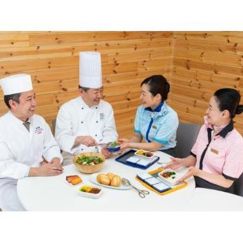 【ANA's Sky Kitchen】ANA機内食ごっこセット(国際線エコノミークラス機内食8食+トレーセット2セット)