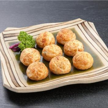 <たこ焼割烹たこ昌>しょう油味たこ焼セット(7個入×4袋入)