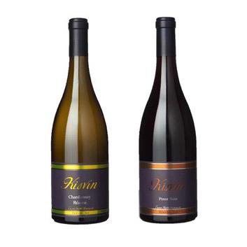【送料無料】<キスヴィン>シャルドネ・レゼルヴとピノ・ノワール飲み比べセット