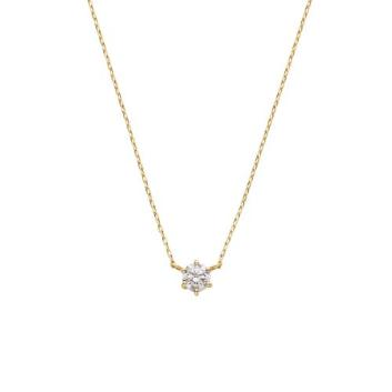 <VAヴァンドーム青山>VI(ヴイアイ) ダイヤモンド ネックレス