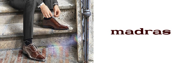 <madras>ANA meets MEN'S CLUB MAGAZINE