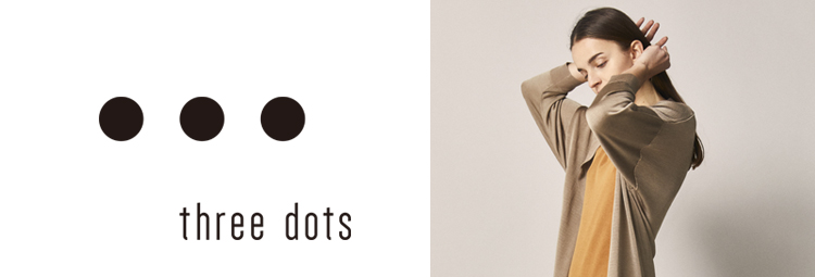 //three dots(スリードッツ)