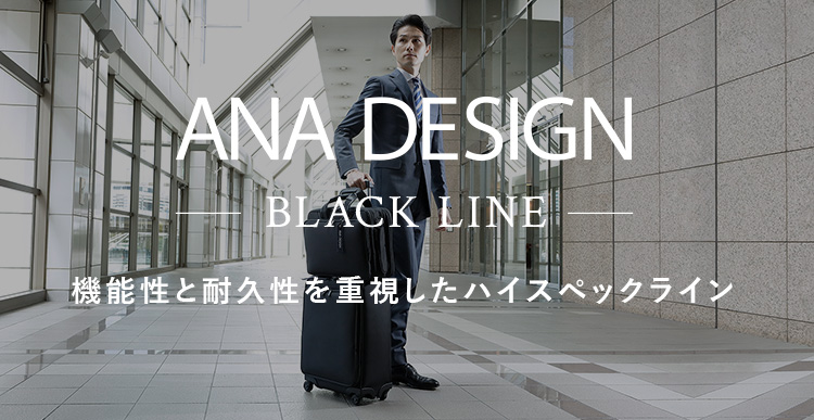 ANA DESIGN BLACK LINE