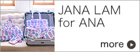 JANA LAM for ANA