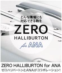 ZERO HALLIBURTON for ANA