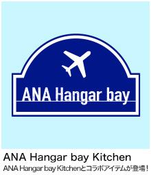 ANA Hangar bay kitchen
