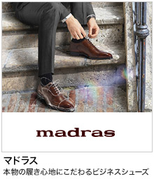 <madras>meets MEN'S CLUB MAGAZINE