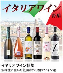 イタリアワイン特集