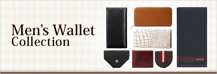 Men's Wallet Collection(メンズ財布)