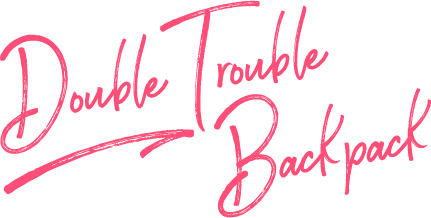 DoubleTrouble Backpack