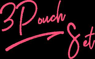 3Pouch Set