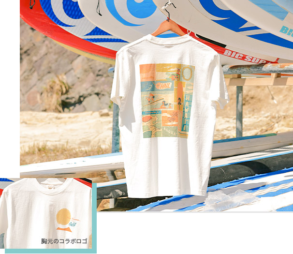 <ANAオリジナル>Nick Kuchar for ANA オリジナルTシャツ(ユニセックス)S/M/L
