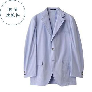 <ANAオリジナル>Jプレス for ANA トラベルジャケット/ストライプ/XL