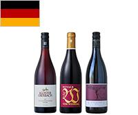 【送料無料】A-styleソムリエが選んだ、エレガントなドイツのピノ・ノワール3本セット