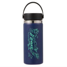 <ANAオリジナル>Nick Kuchar for ANA×Hydro Flask オリジナルボトル コバルト