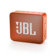 <JBL>コンパクトBluetoothスピーカー JBL GO2/オレンジ