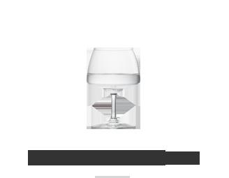 <醇酒グラス> koku